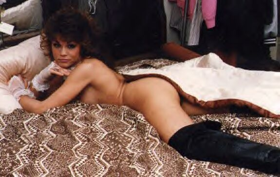 Nude photos of nancy benoit